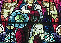 Jesus Stained Glass Windows / Beautiful stained glass windows of Jesus Christ / by Jesus ArtUSA