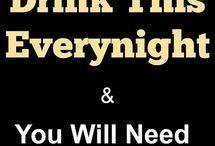 Drick varje kväll