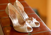 Ivory Wedding Shoes / Ivory Wedding Shoes is a very popular color.