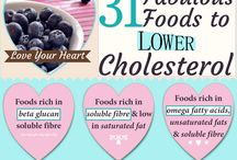 Foods low in cholesterol