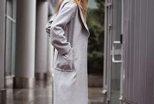 Tenue cool chic robe