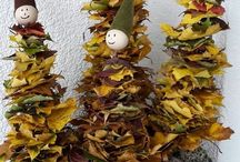 jesenne dekorácie