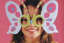 Maschere Carnevale Bambini Fai Da Te
