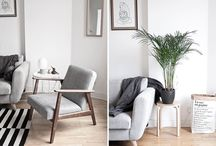 Scandinavian Interiors / We love Scandinavian design at Utility- there's something so timeless about a white, minimal interior. We sell lots of Scandi furniture and lighting on our website but now we're on the Pinterest lookout for rooms kitted out in it. This collaborative board is a showcase of beautiful Scandinavian homes for your daily dose of interior pinspiration.