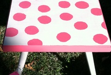 minnie mouse room ideas / by Brandy Perry