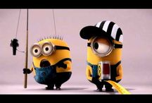 Minions / I love these guys!!