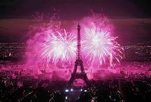 Travel   Europe / Paris / Eiffel tower