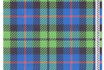 Tartans and checks / Weave patterns for tartans and checks