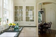 Kitchens / by Tessa