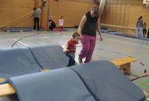 turnen mit Kindern