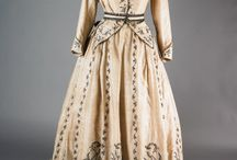 1870's Females Clothing / by Nadine Baylis