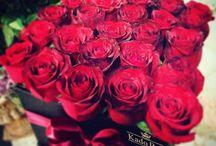 باکس های گل رز