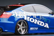 Modified Honda Accord Coupe (8th generation) / Modified Honda Accord Coupe (8th generation)