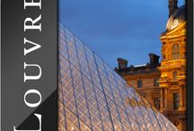 Louvre Apps / Toutes les dernières actualités numériques du musée / by Musée du Louvre