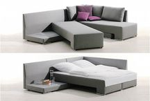TV sofa bed