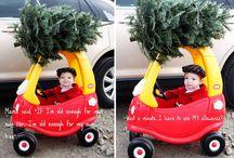 Christmas pic ideas / by Amanda Baker-Shimkus