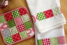 Small Projects: Potholders, mug rugs, coasters