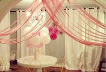 Party Decorations / by Sunny Owczarzak-Jasinski