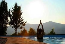 yoga retreat ideas / by Keri Setaro