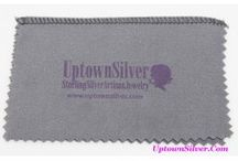 Sterling Silver Cleaning Cloths