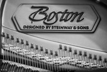 Showroom / Pianos available today at the Steinway Piano Gallery of Charleston