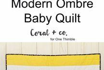 Couture bébé et enfant