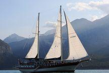 SIMGECAN / #gulet, #yacht, #bluevoyage, #yachtcharter, www.cnlyacht.com