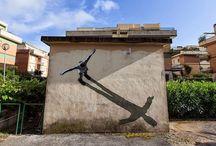 Street art Strøk