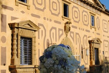Wedding in Tuscany / http://www.unahotels.it/