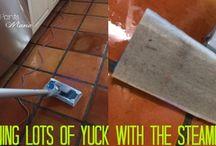 Cleaning Products and Tips / Maximize your cleaning efforts with the right tools and products!