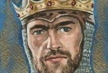 History.  Scotland's King Robert  the Bruce, and the Stewart Kings, after the death of Scotland's greatest hero William Wallace.