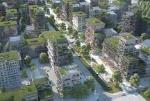 Bio sistemas urbanos / diferentes tipos de biosistemas