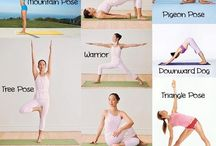 Fitness / Health body yoga fitness