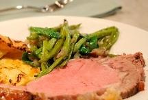 Main Dish recipes / by Lynne Daffern