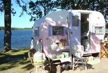 Glamping Chic Camping / by Sonya Nichole