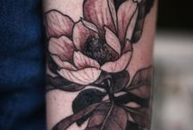 Ink / by Quenna Hogle