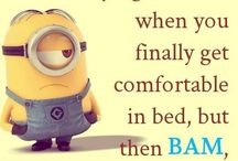 Minions / Funny quotes