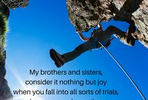 The Book of James / Bible verses from the book of James. Find more at http://biblegateway.com.