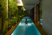 Arch: swimming pool