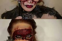 Halloween time! / DIY - make-up - inspiration - inside - outside - human - pets - partys.
