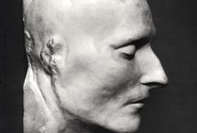 Death masks/Halotti maszkok