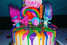 Trolls birthday