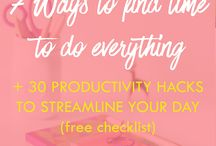 Blog+Biz Tips / by Hanna Saar