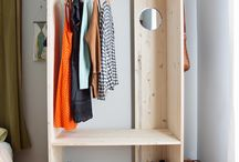 Furniture-Storage-Closet/Shelves