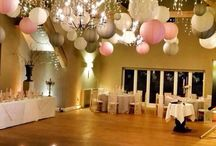 Reception decore