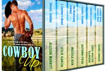 Cowboy Up: The Boxed Sets / Cowboys, and their bestselling, heartwarming,  boot stomping stories. Inspiration and bits about the books and their authors.
