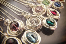 wire pendsnts