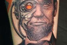 Biomechanical / by Tattoofest