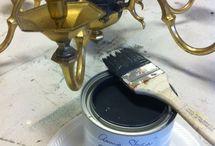 paint and refurbishing