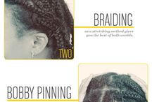 Dreadlocks Hairdo